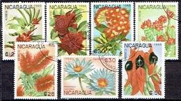 NICARAGUA # FROM 1988 STAMPWORLD 2962-68 - Nicaragua