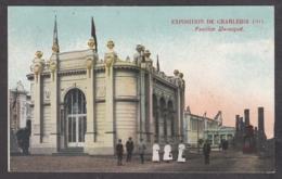104896/ CHARLEROI, Exposition 1911, Pavillon Warocqué - Charleroi