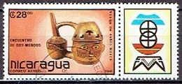 NICARAGUA # FROM 1988 STAMPWORLD 2987 - Nicaragua