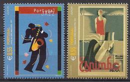 Portugal  (2003)  Mi.Nr.  2677 + 2678  ** / Mnh / Postfrisch  (9fd19)  EUROPA - 1910-... Republik
