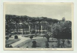 COSTA FIORITA - CASTIGLIONCELLO - PINETA COMUNALE - VASCA   VIAGGIATA   FG - Livorno