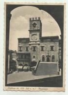CORTONA - MUNICIPIO   VIAGGIATA   FG - Arezzo