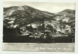 LE PIASTRE ( PISTOIA ) PANORAMA - NV FG - Pistoia