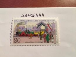 Germany 150 Years Railways Mnh 1985 - [7] Federal Republic