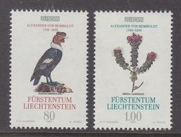 Europa Cept 1994 Liechtenstein 2v ** Mnh (43470) - Europa-CEPT