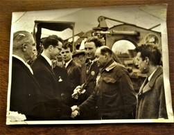 Oude Originele Foto Van EX  Koning Belgie         Wijlen KONING   BOUDEWIJN - Familles Royales