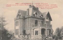 Namur : AYES : Villa Les Sorbiers -  ( Publicité - Kosmos Plaques Imperméables - Voir Au Dos ) - Other