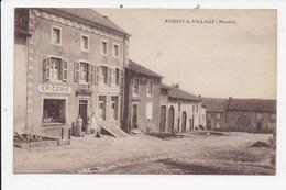 CPA 57 ROUSSY Le VILLAGE - Sonstige Gemeinden
