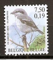 BELGIE * Buzin * Nr 2986 * Postfris Xx * FLUOR  PAPIER - 1985-.. Birds (Buzin)