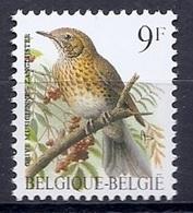 BELGIE * Buzin * Nr 2426 * Postfris Xx * HELDER WIT PAPIER - 1985-.. Birds (Buzin)