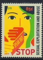 1.- UNITED NATIONS 2019 NEW YORK OFFICE -  STOP Sexual Exploitation And Abuse - New York - Sede De La Organización De Las NU