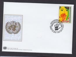 1.- UNITED NATIONS 2019 NEW YORK OFFICE - FDC - STOP Sexual Exploitation And Abuse - New York - Sede De La Organización De Las NU