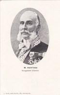 Belgique - M. Hertogs - Bourgmestre D'Anvers - Belgique