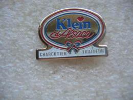 Pin's Du Charcutier-Traiteur KLEIN Alsace - Food