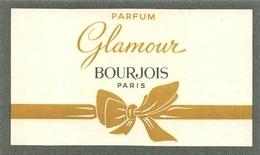 Carte Parfumée Glamour Bourgeois - Cartes Parfumées