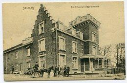 CPA - Carte Postale - Belgique - Jalhay - Le Château Sagehomme  (B9321) - Jalhay