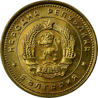 Monnaie, Bulgarie, 2 Stotinki, 1962, SPL, Laiton, KM:60 - Bulgaria