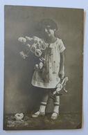 """""""Geburtstag, Kinder, Mode, Rosen, Puppe Fußballer"""" 1947 ♥ (15279) - Calcio"""
