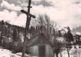 04-LA CROIX DU SAUZE ENVIRONS DE BARCELONNETTE-N°1113-D/0101 - Autres Communes