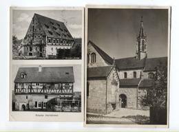 6 Foto AK Sw Ab 1932 HEILSBRONN 800 Jahre - Allemagne