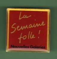 NOUVELLES GALERIES *** LA SEMAINE FOLLE N°2 *** 1028 - Trademarks