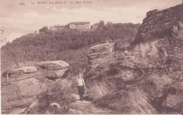 CPA - 14. Mont Ste Odile - Le Mur Païen - Sainte Odile