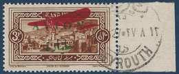 France Colonies Grand Liban Non émis N°10A(Maury 2009) Avec Cachet Beyrouth Pour Présentation Aux Officiels - Great Lebanon (1924-1945)