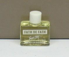 """Miniature De Parfum - Jacques FATH """"Fath De Fath"""" Eau De Toilette 5ml - Modern Miniatures (from 1961)"""