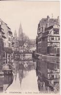 CPA -  19. STRASBOURG La Petite France Et La Cathédrale - Strasbourg