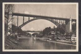 65930/ BERN, Kornhaus Und Neue Lorrainebrücke - BE Berne