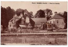Essarois : Place De La Fontaine (Editeur Barbu, N°885-7-37 - H. Brunot, Paris) - Autres Communes