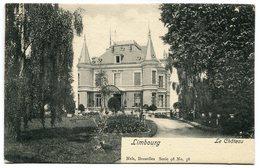 CPA - Carte Postale - Belgique - Limbourg - Le Château - 1903 (B9323) - Limburg