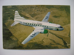 BRAZIL / BRASIL - OFFICIAL POSTCARD OF THE REAL AVIATION COMPANY IN THE STATE - 1946-....: Era Moderna