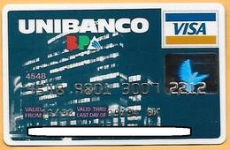 CREDIT / DEBIT CARD - BANCO PORTUGUÊS DO ATLÂNTICO 001 (PORTUGAL) - Cartes De Crédit (expiration Min. 10 Ans)