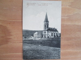 Abreschwiller . Eglise Protestante - Other Municipalities