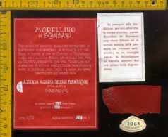 Etichetta Vino Liquore Morellino Di Scansano 1968 Sellari Franceschini - GR - Etiketten