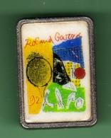 TENNIS *** ROLAND GARROS 1992 *** 1027 - Tennis