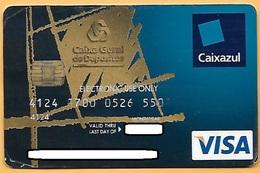 CREDIT / DEBIT CARD - CAIXA GERAL DEPÓSITOS 067 (PORTUGAL) - Cartes De Crédit (expiration Min. 10 Ans)