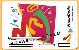 CREDIT / DEBIT CARD - NOVA REDE BCP 017 (PORTUGAL) - Cartes De Crédit (expiration Min. 10 Ans)