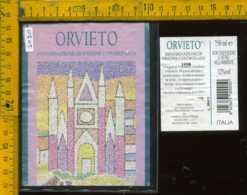 Etichetta Vino Liquore Orvieto 1998 - Marsciano PG - Etichette