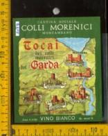 Etichetta Vino Liquore Tocai Dei Colli Morenici Del Garda-Monzambano MN - Etichette