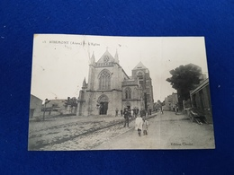Ribemont L'église - Frankreich