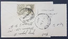 LNPC 1950 Beautiful Small Cover Italy To Lebanon With Nice Djounieh Cancel, Liban Type Large - Lebanon