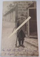 1914 Paris Camp Retranché Territorial 21 Eme Régiment Infanterie Territoriale Tranchée Poilus 1914 1918 WW1 14/18 1WK - War, Military