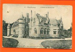 ET/208 CHERBOURG  CHATEAU DE  MARTINVAST - France