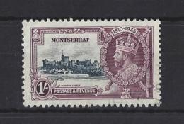 "MONTSERRAT.....KING GEORGE V.(1910-36)..."" OMNIBUS.""...JUBILEE.....1/-......(CAT £17..)...VFU.... - Montserrat"