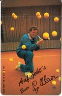 GERMANY(chip) - Tennis Paradies/Sepp Maier(K 073), Tirage 3000, 07/92, Mint - Deutschland
