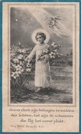 Joseph Alfons Clementina Van Dyck-oostmalle 1930-1933 - Devotion Images