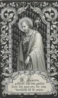 Joannes Van Dyck-loenhout 1851-oostmalle 1900 - Devotion Images