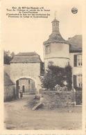 MY-lez-Hamoir S/O - Tour Du Château Et Entrée De La Ferme De Ferot/Ferrières - Hamoir